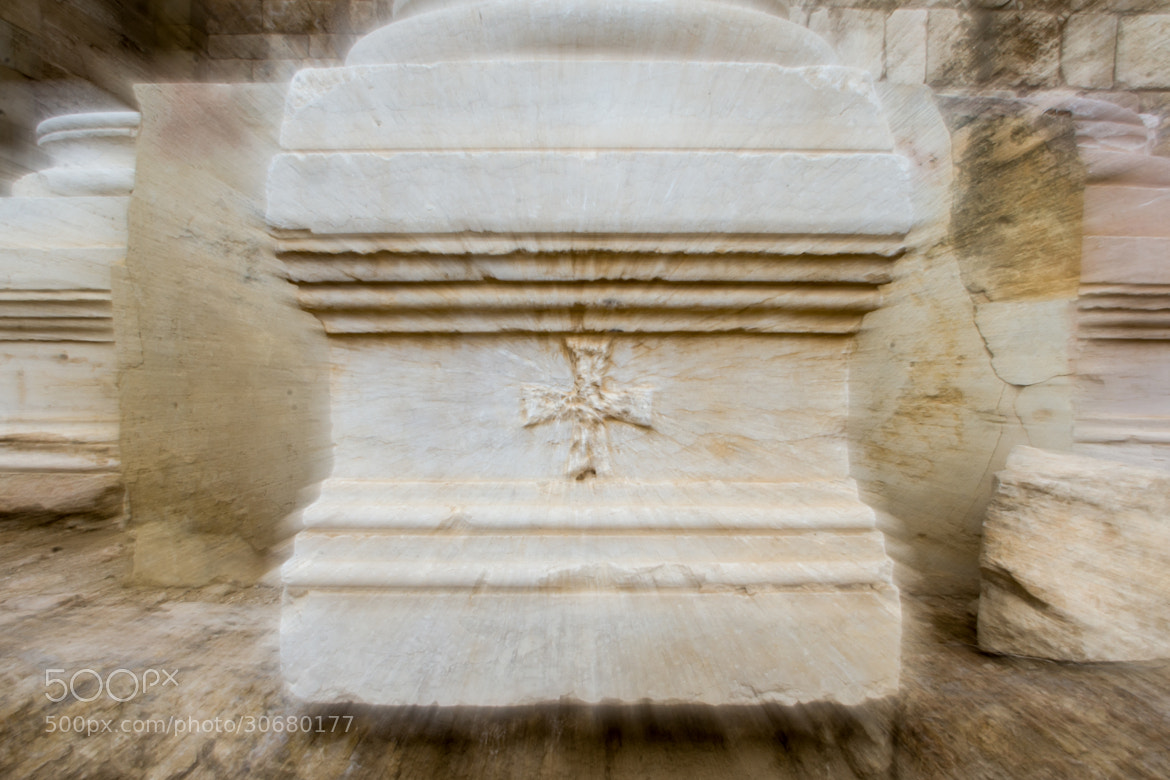 Photograph Ancient Cross by Lev Tsimbler on 500px