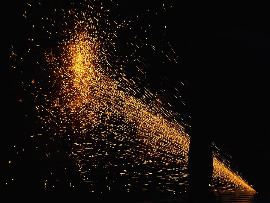 Photograph Sparks by Jimmy De Taeye on 500px