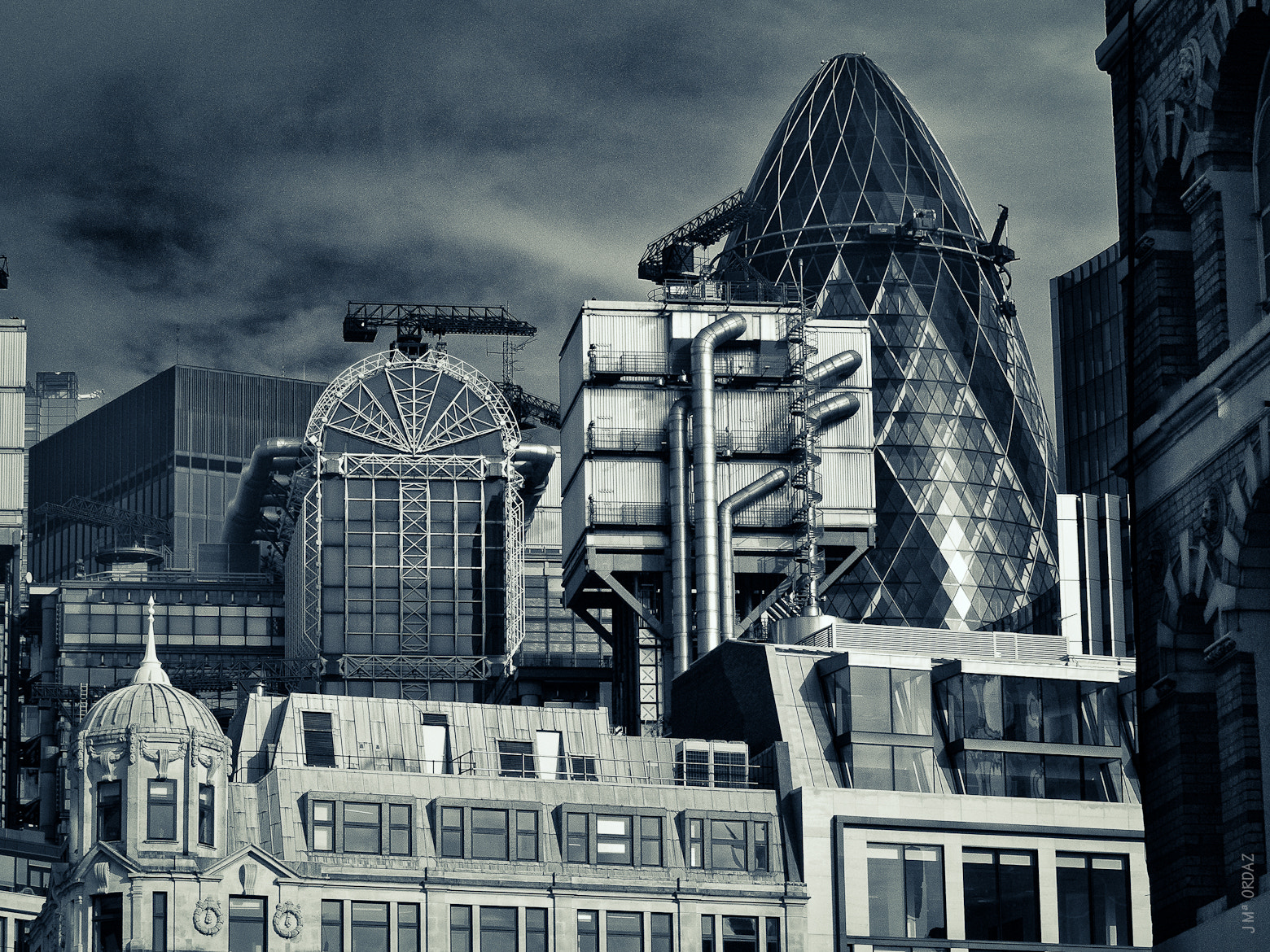 Photograph LondonMachine by Jose_M Ordaz on 500px