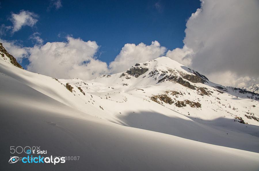 Photograph Il Vallone di Saint-Barthélemy (Valle d'Aosta) by Francesco Sisti on 500px