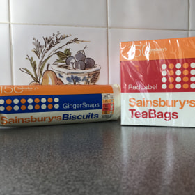 Happy 150th Birthday Sainsbury's by A to B