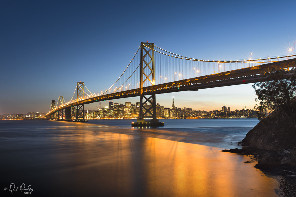 Photograph Sunset From Treasure Island by Derek Quessenberry on 500px