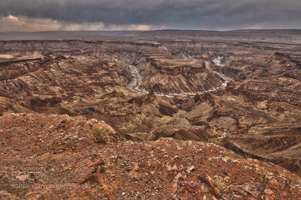 Photograph Fish River Canyon Horseshoe by Thomas Rawyler on 500px