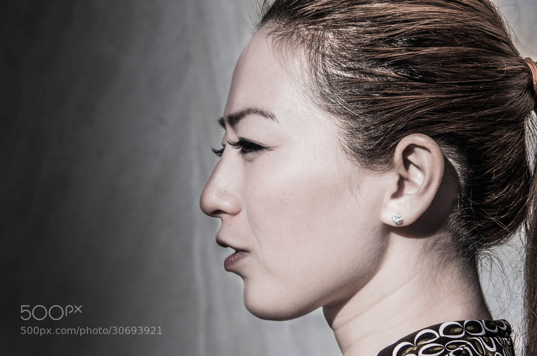 Photograph The Japanese Profile by Rostislaff Kuznetsoff on 500px