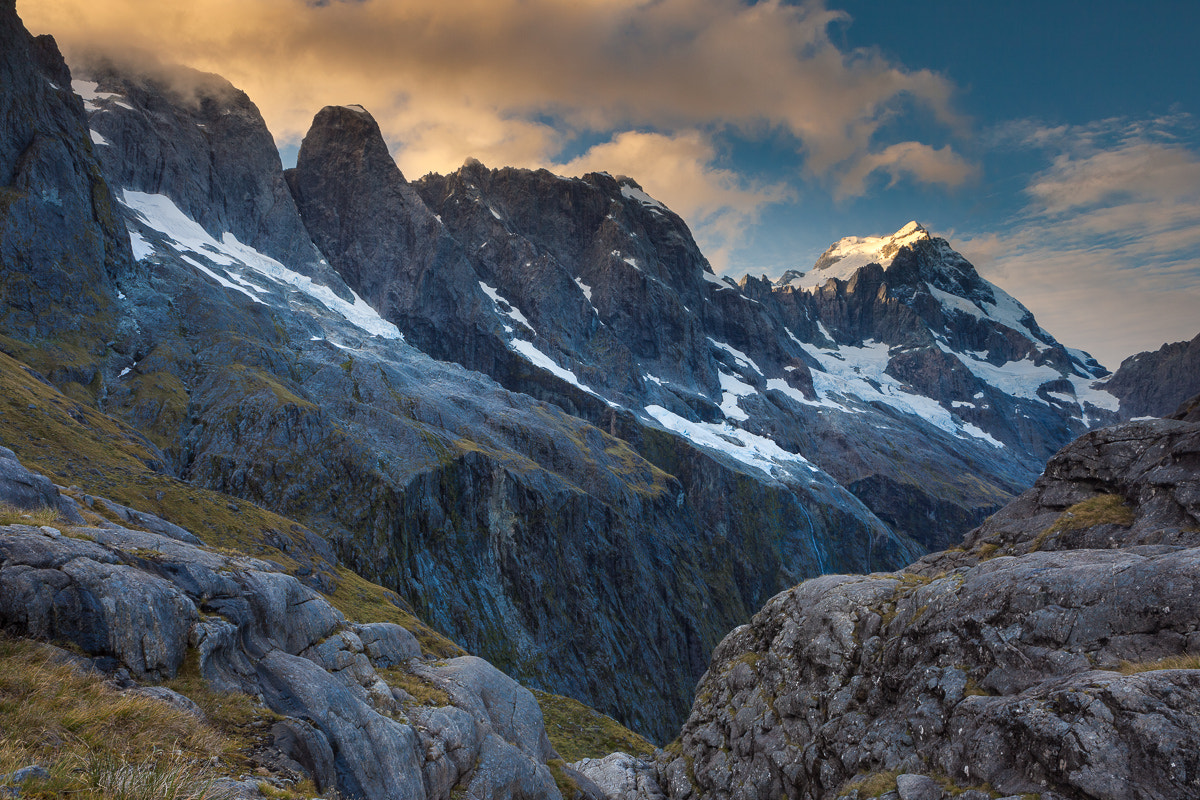 Photograph Central Darran Mountains by Mark Watson on 500px