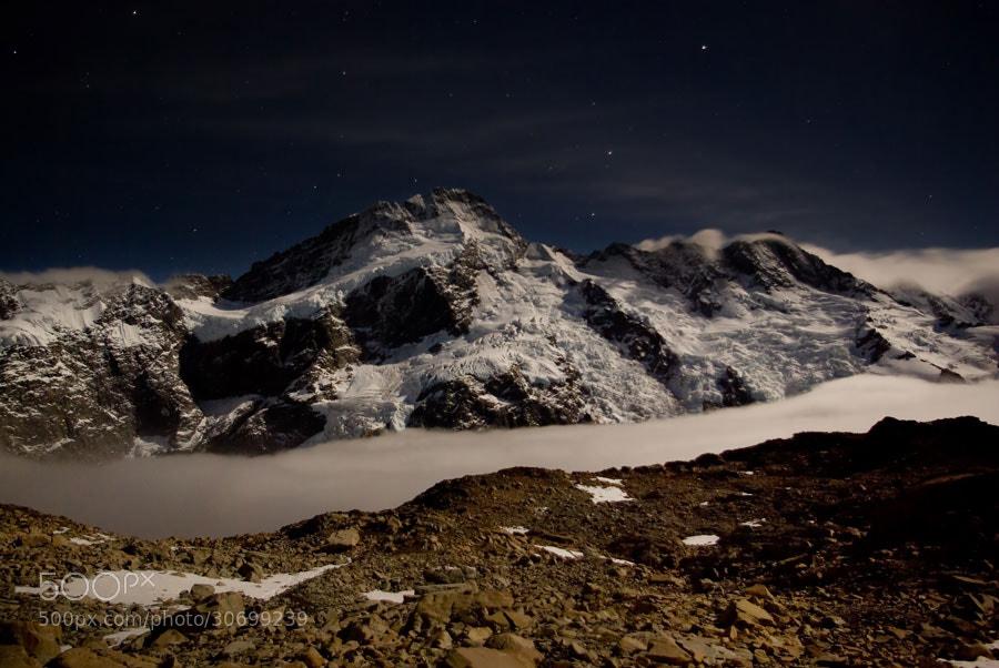 Photograph Mt Sefton by Chris Jones on 500px