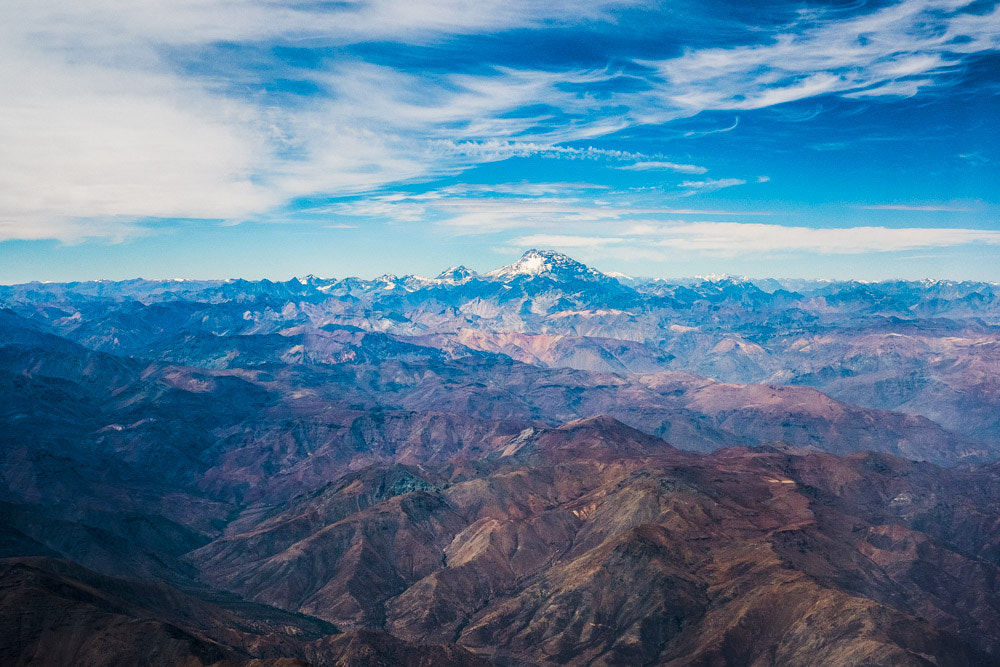 Photograph The Mighty Andes by Brian Furbush on 500px