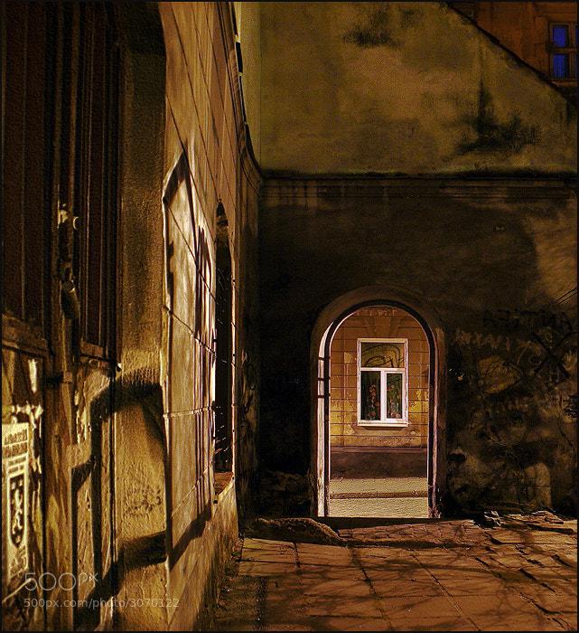 Photograph Night  windows by Alla  Lora on 500px