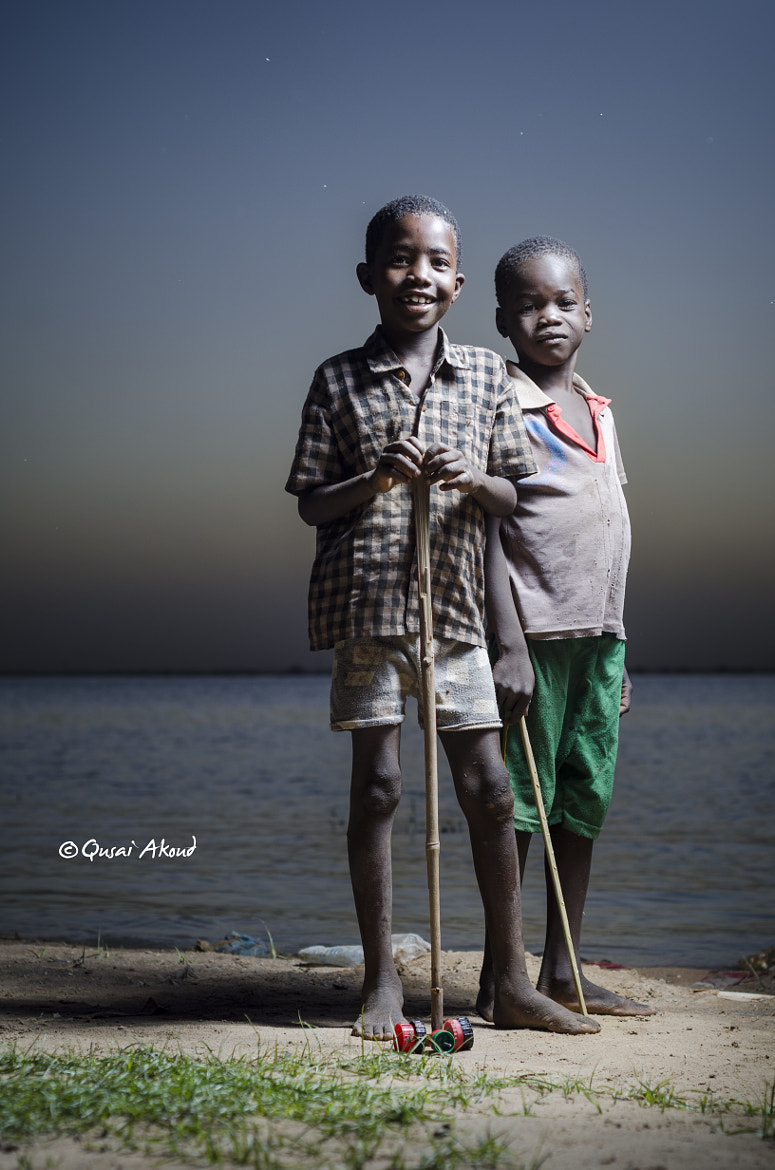 Photograph Kids of The Nile by Qusai Akoud on 500px