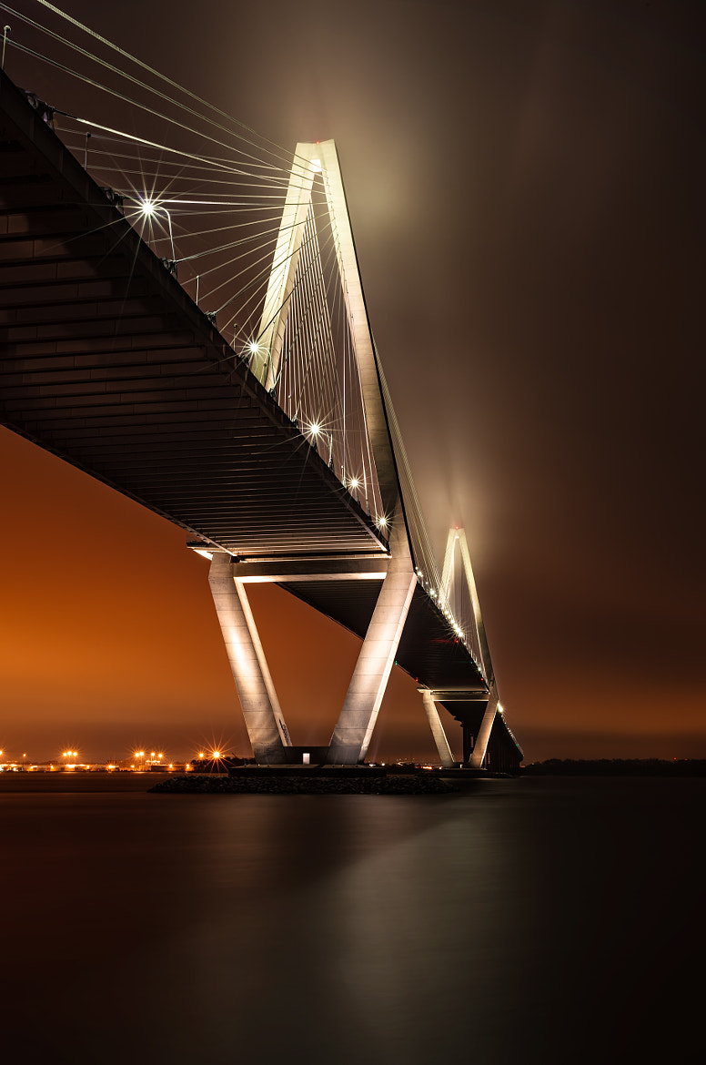 Photograph The Bridge Over Cooper River by Chris Harnish on 500px