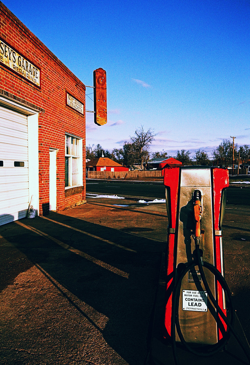 Photograph Gas Pump by Johnny Gomez on 500px