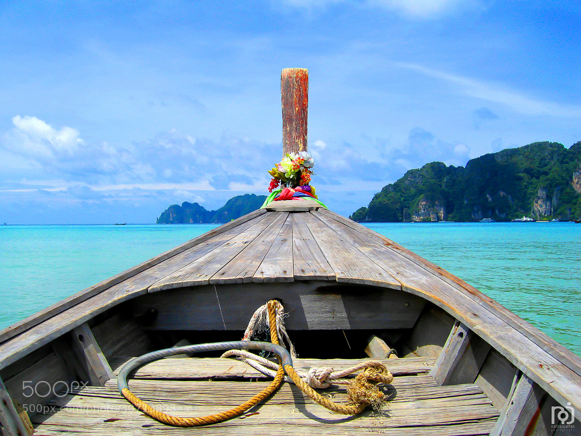 Photograph Long Tail, Koh Phi Phi by Nathan Jaffan on 500px