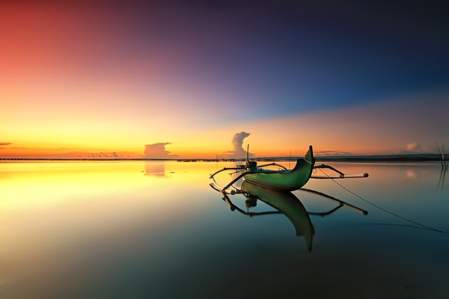Photograph Calm by Agoes Antara on 500px