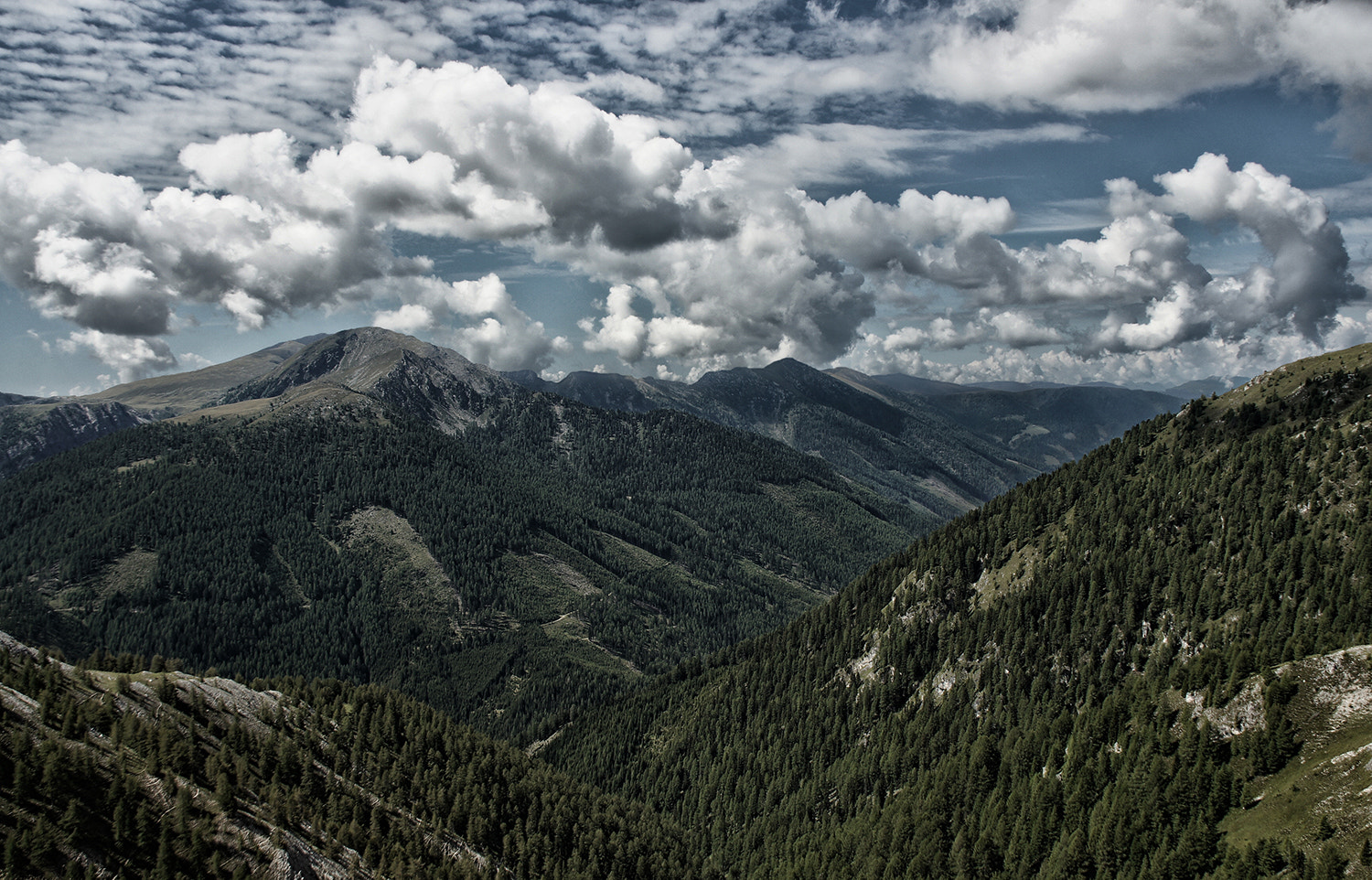 Photograph valleys of the Alps by Andy 58 on 500px