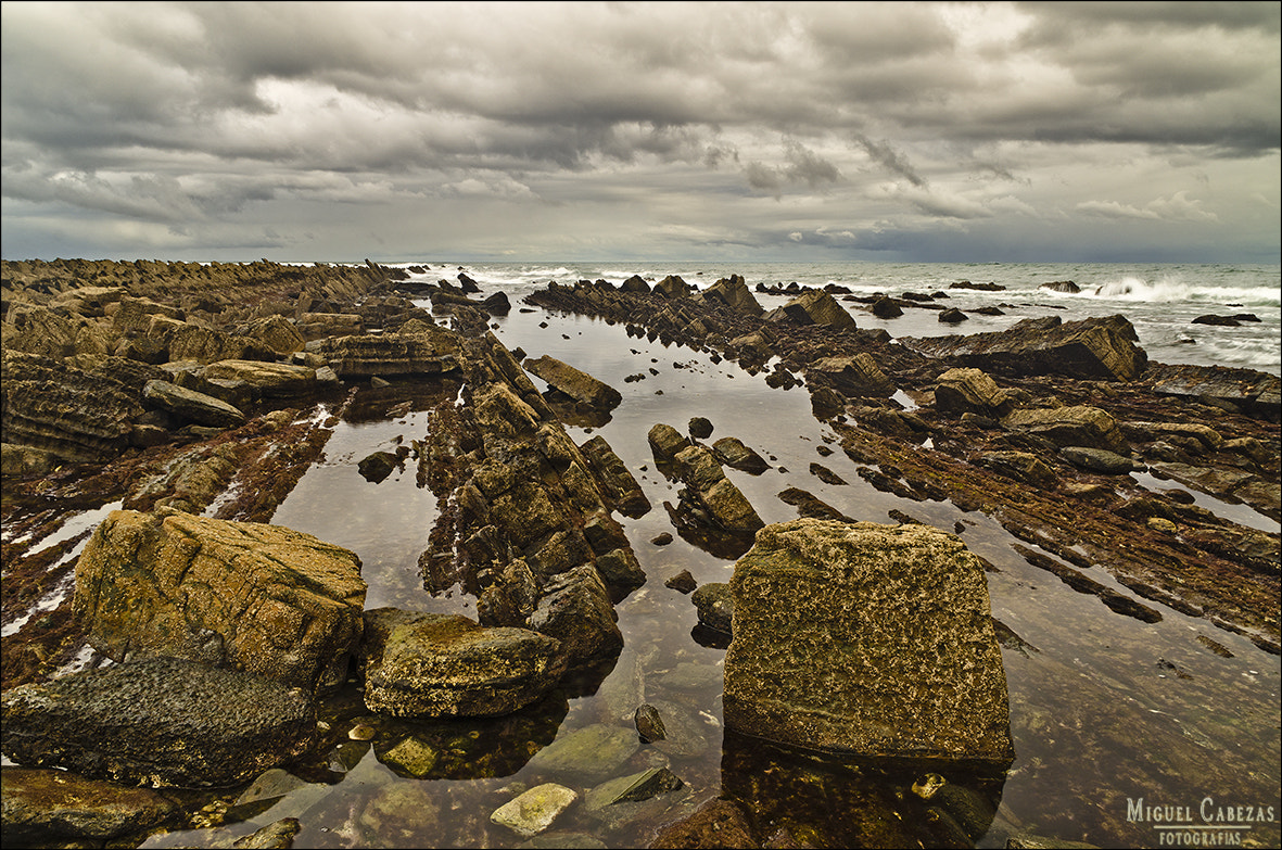 Photograph Flysch 5 by Miguel  Cabezas on 500px