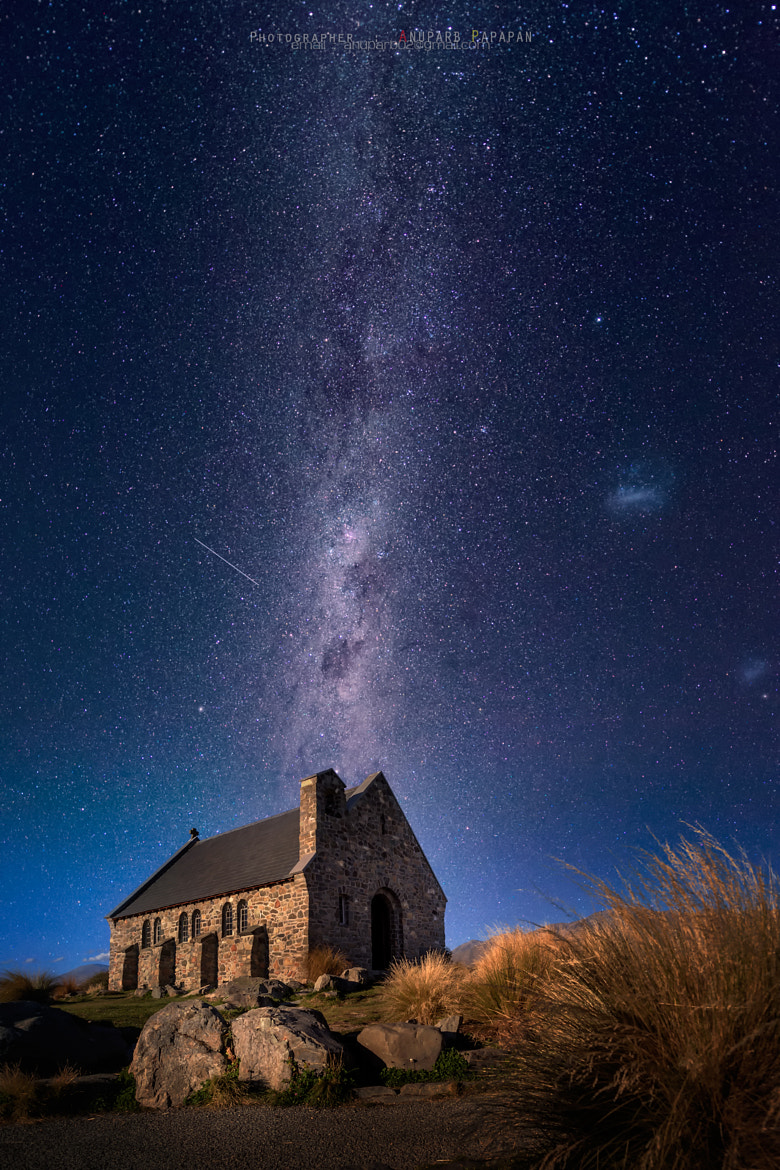Photograph Dream to the Church of Good Shepherd by Anuparb Papapan on 500px