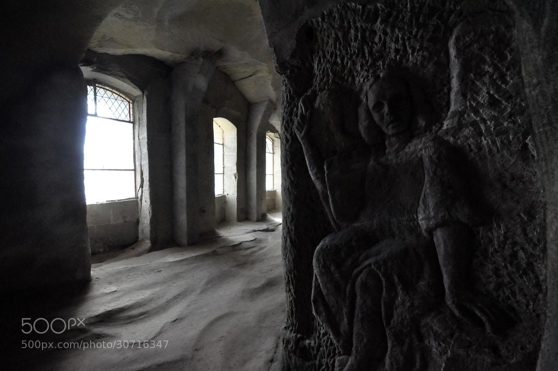 Photograph L'Ermitage de la Madeleine by Sébastien Risse on 500px