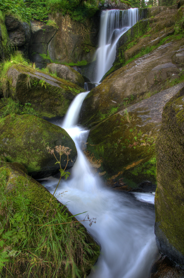 Photograph Triberg Falls by Jared Larson on 500px