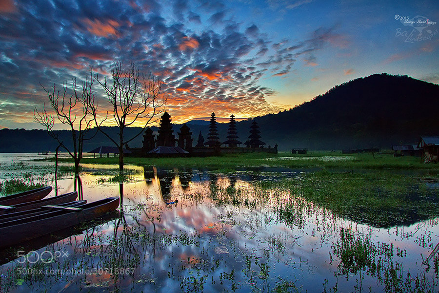 Photograph The Sacred Lake by Satrya Prabawa on 500px