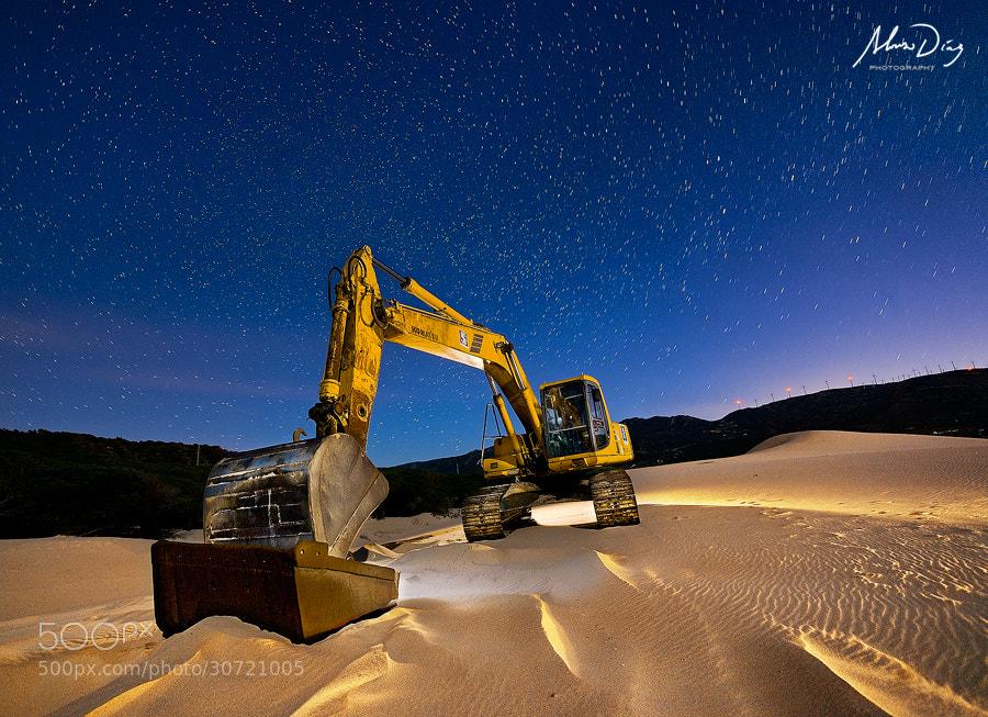 Photograph Star machine by Alonso Díaz on 500px