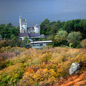 Glenveagh Castle by Stephen Emerson (stephenemerson)) on 500px.com
