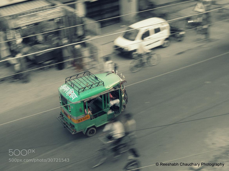 Photograph Rickshaw by Reeshabh Chaudhary on 500px