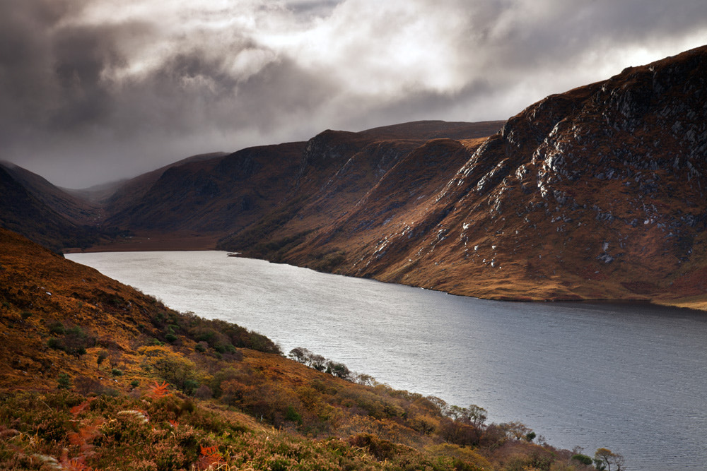 Photograph Lough Veagh by Stephen Emerson on 500px