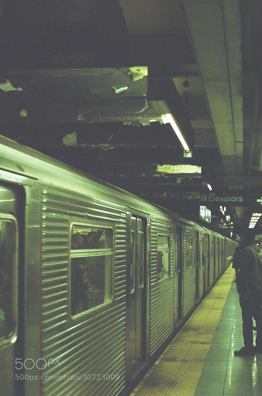 Photograph C Train by Lyndon Art on 500px