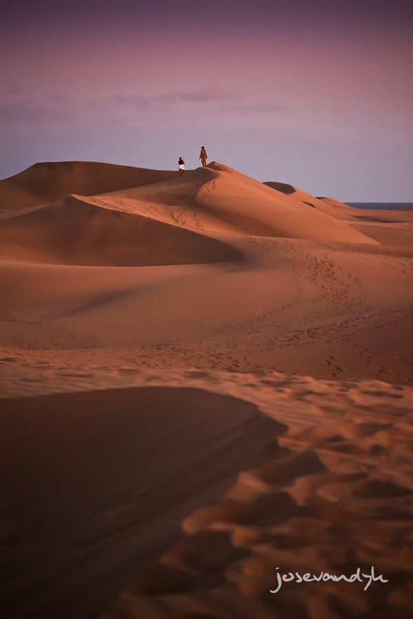 Photograph Dunas Dawn by Andy Beer on 500px