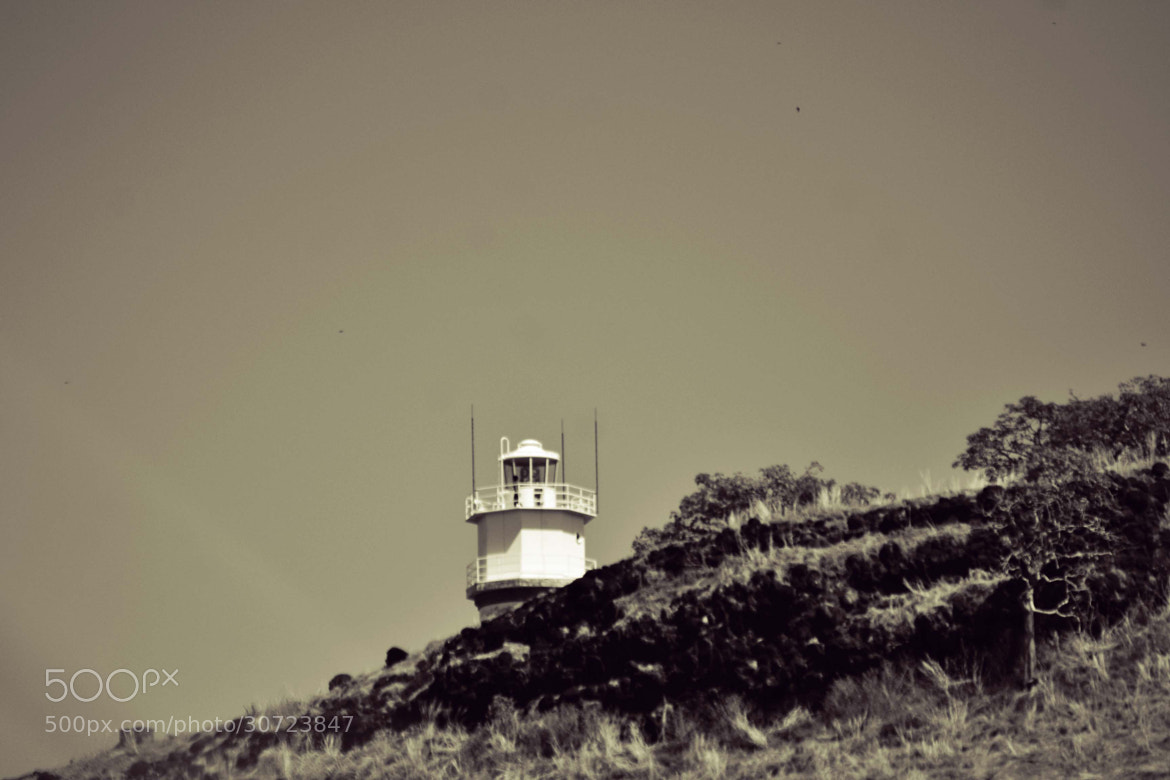 Photograph Capones Lighthouse by Kristine Victoria on 500px