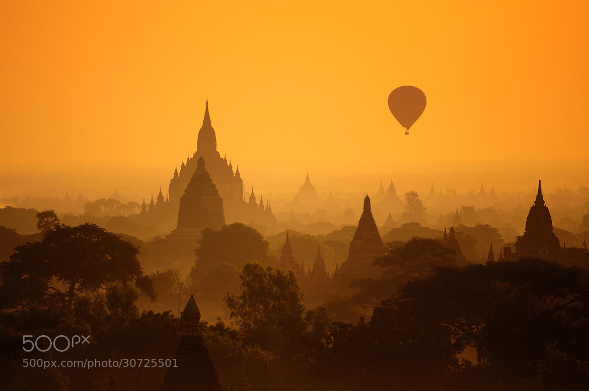 Photograph One day in Bagan by Puchong Pannoi on 500px