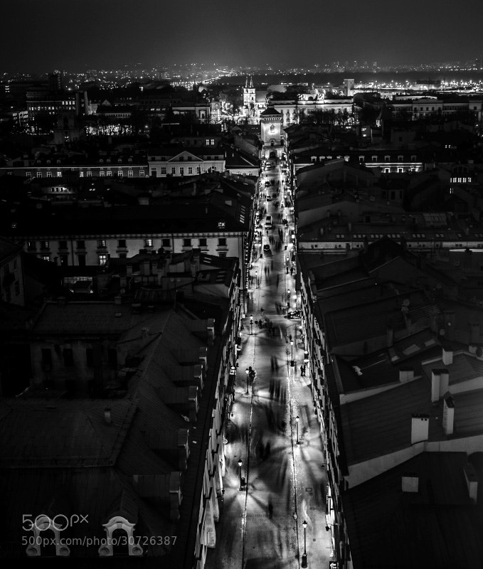 Photograph Kraków Cracow by Sebastian Zebrowski on 500px