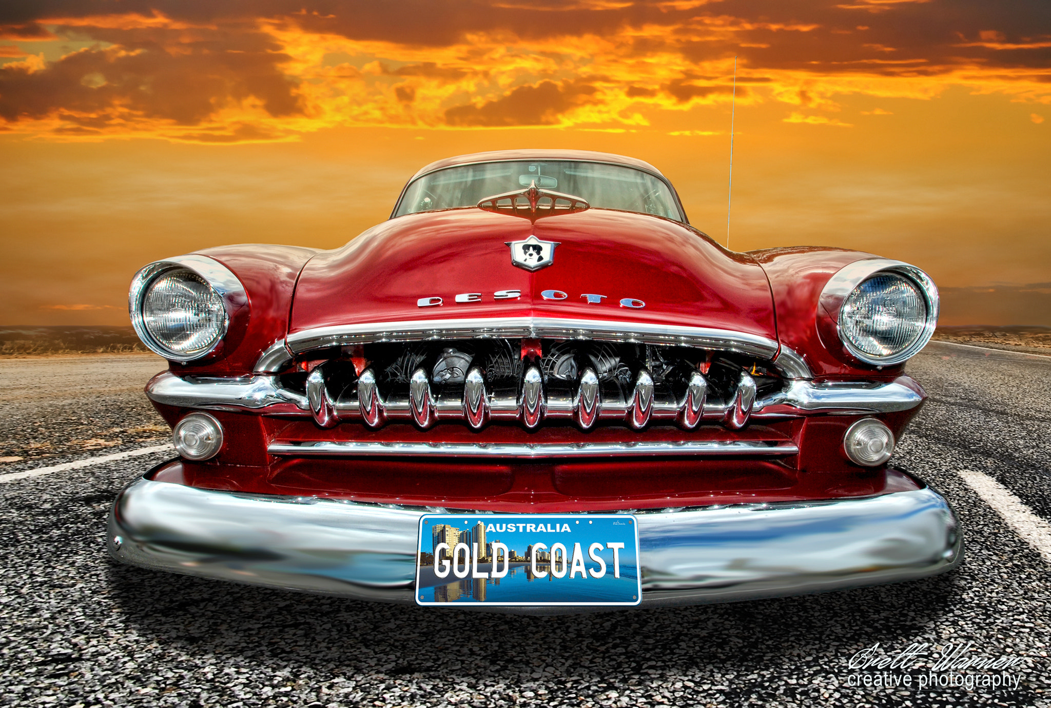 Photograph Desoto by Brett Warner on 500px