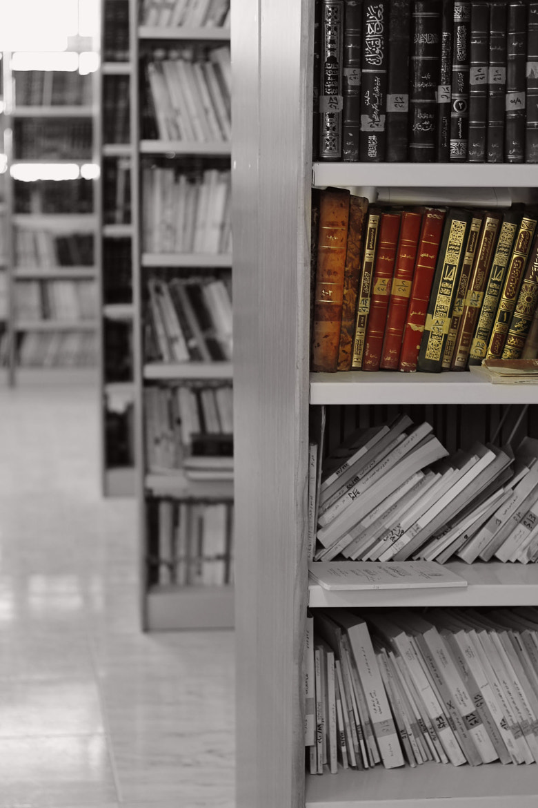 Photograph Books & Library by Ali AL-Zuhair on 500px
