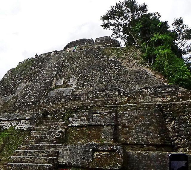 Maya-Tempel in Altun Ha (Belize)