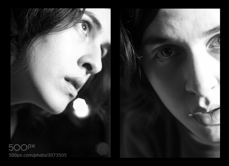 Photograph self portrait by Belén Spada on 500px