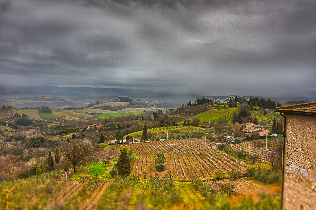 Photograph Spring Tuscan Sky by Colleen  Dubois on 500px
