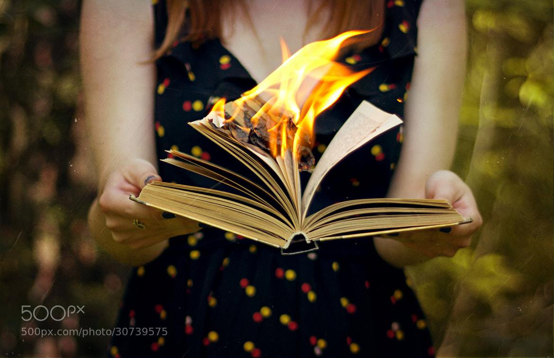 Photograph fire by Alena Sadreeva on 500px