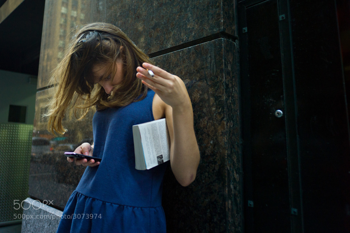 Photograph Multitasker by Witold Riedel on 500px