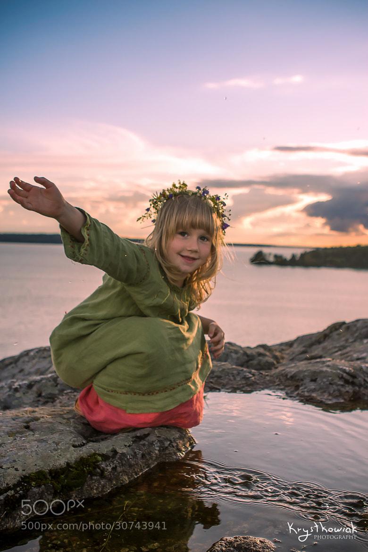 Photograph By the watter by  KRYSTKOWIAK on 500px