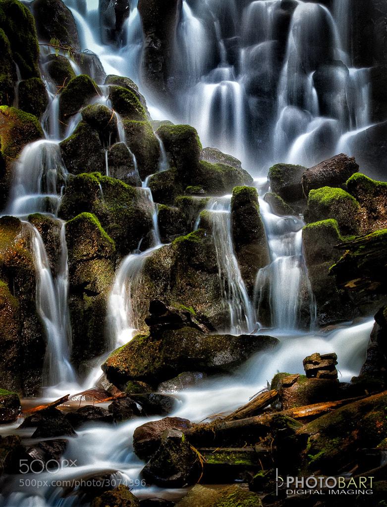 Photograph Ramona Falls by Paul Bartell on 500px