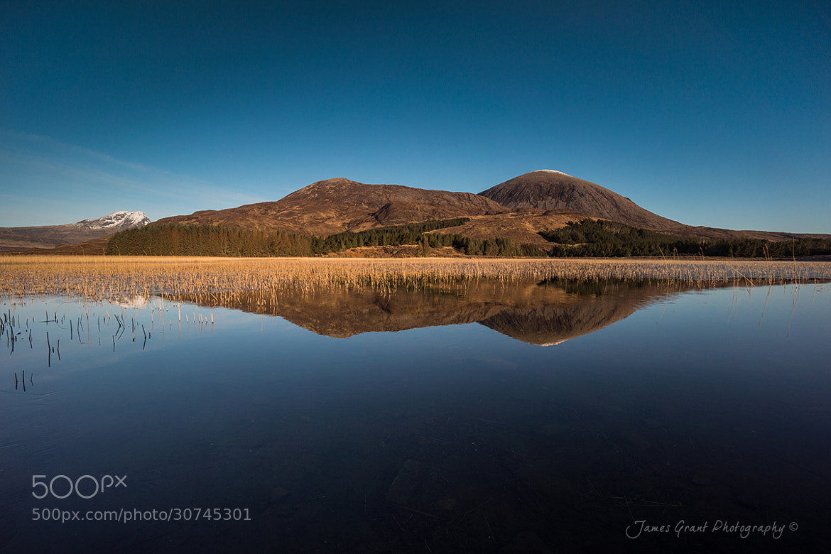 Photograph Loch Cill Chriosd by James Grant on 500px