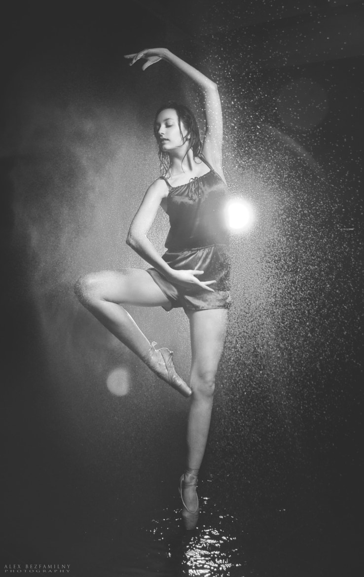 Photograph The ballet by Alexander Bezfamilny on 500px