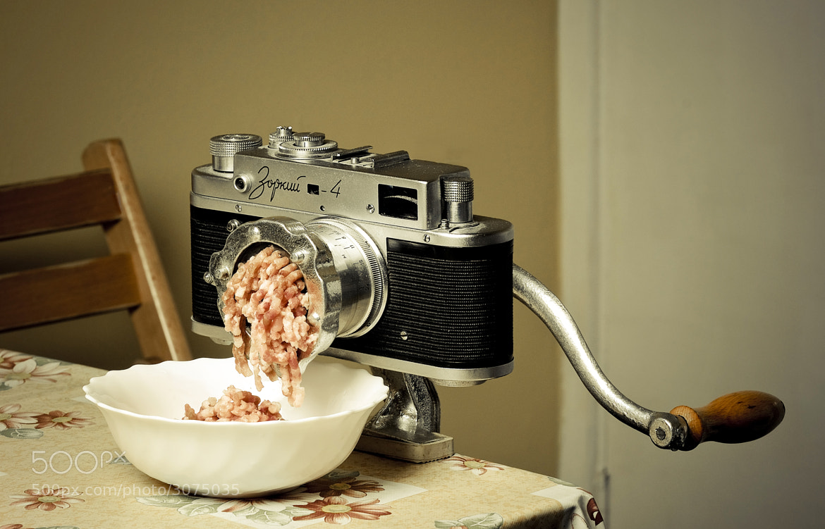 Photograph Mincer by Andrius Petrucenia on 500px