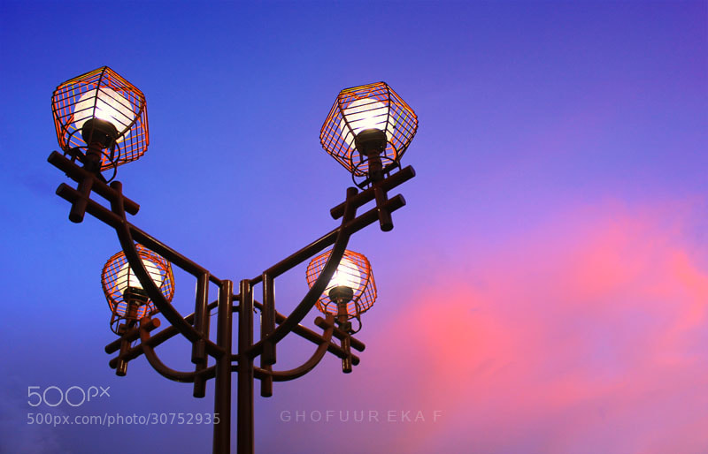 Photograph Lamp by Ghofuur Eka F on 500px