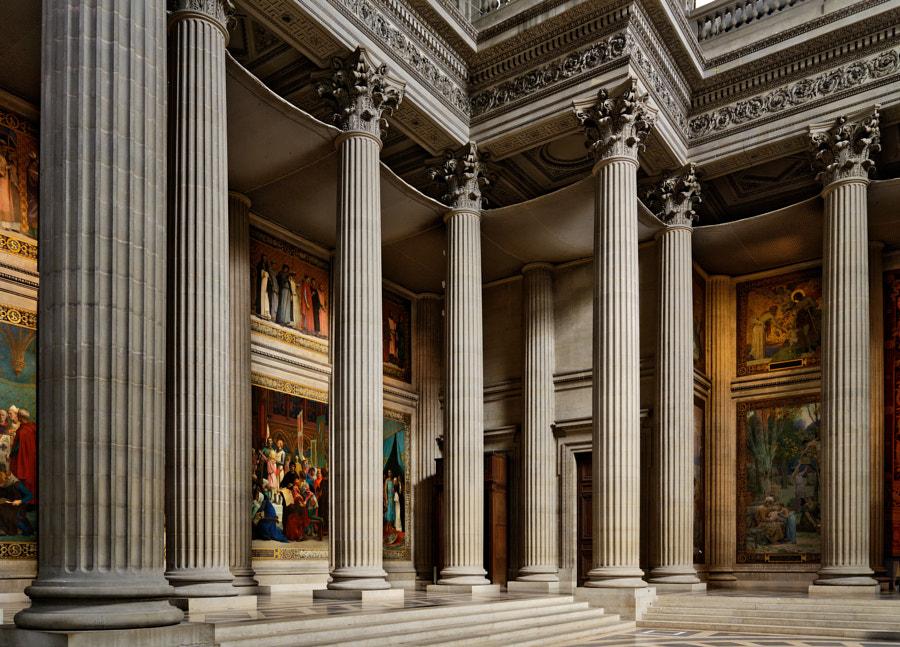 History of columns  by Carole Touati on 500px.com