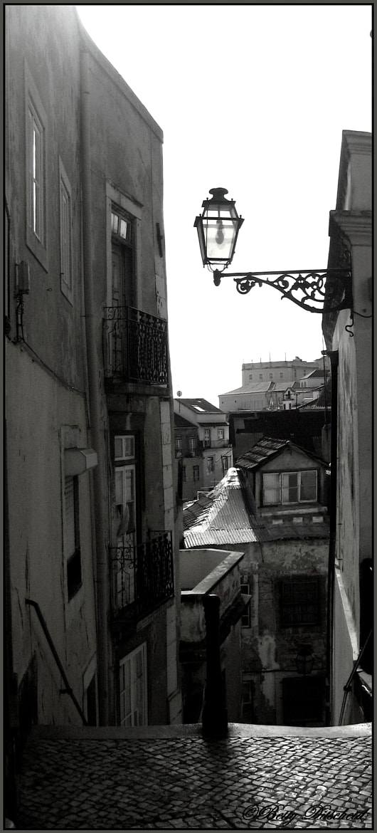 Photograph lisbon, alfama district .. by Betty Ditscheid-Zweers on 500px