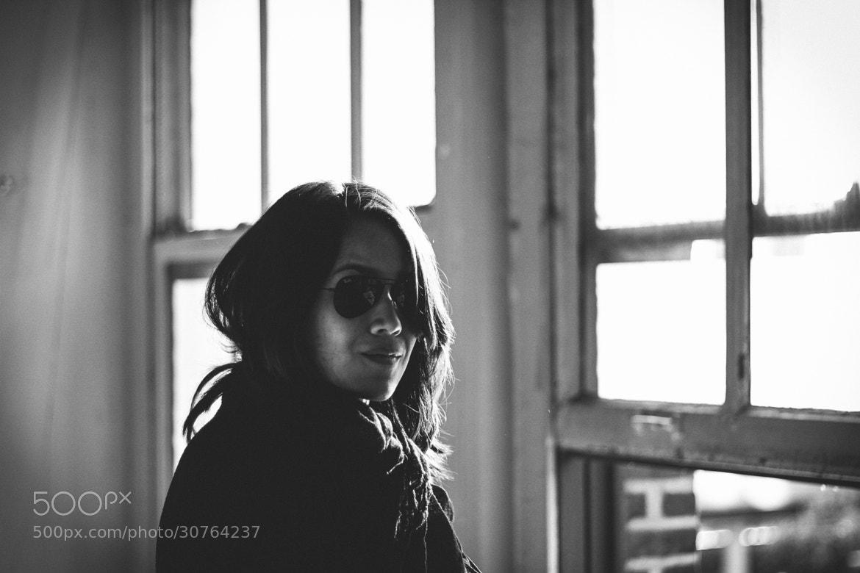 Photograph Melanie by Johan Mena on 500px