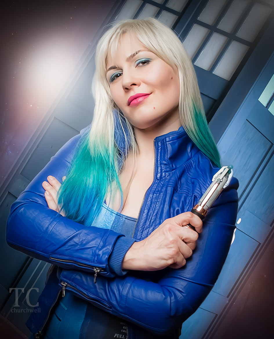 Photograph Dr. Who's She? by Thomas Churchwell on 500px