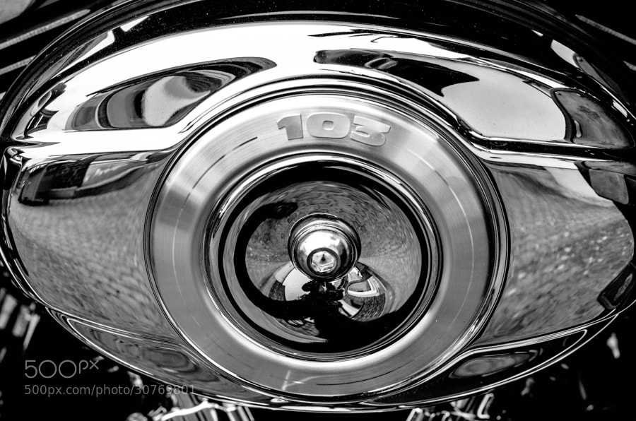 Photograph Harley Davidson by Gunter Werner on 500px